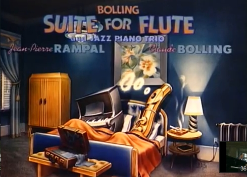 Flute and Jazz Piano