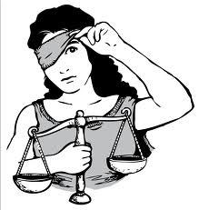 Justice NOT Blind